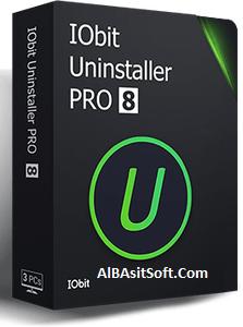 IObit Uninstaller Pro 8.4.0.8 With License Keys Free Download(AlBasitSoft.Com)