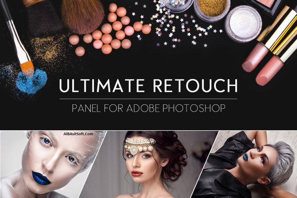 Ultimate Retouch Panel 3.7.64 for Adobe Photoshop (Windows,Mac) Free Download(AlBAsitSoft.Com)