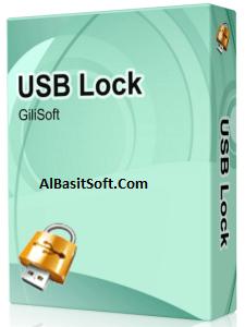 GiliSoft USB Lock 8.0.0 With Crack(AlBasitSoft.Com)