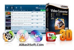 Leawo Video Converter Ultimate 7.5.0.0 With Crack Free Download(AlBasitSoft.Com)