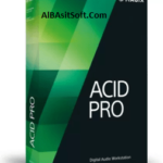 MAGIX ACID Pro 8.0.8 Build 29 With Crack Free Download