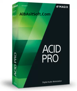 MAGIX ACID Pro 8.0.8 Build 29 With Crack Free Download(AlBasitSoft.Com)
