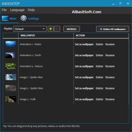 imDesktop 1.3.0.1 With Crack Free Download(AlBasitSoft.Com)