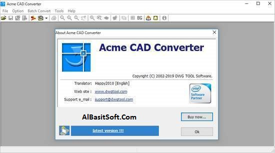 Acme CAD Converter 2019 8 9 8 1491 With Crack Free Download