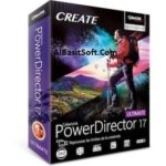 CyberLink PowerDirector Ultimate 17.0.2727.0 With Crack