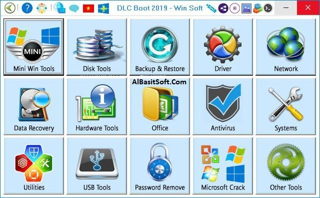 DLC Boot 2019 3.6 Build 190411 ISO ! [Latest] Free Download(AlBasitSoft.Com)