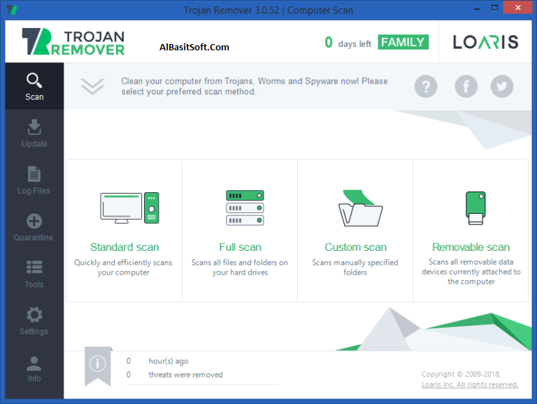 Loaris Trojan Remover 3.0.87.224 With Crack Free Download(AlBasitSoft.Com)
