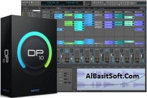 MOTU Digital Performer 10.01.79936 With Crack(AlBasitSoft.Com)