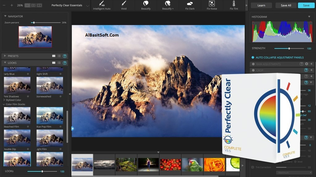 Athentech Perfectly Clear 3.7.0.1573 Complete With Crack Free Download(AlBasitSoft.Com)
