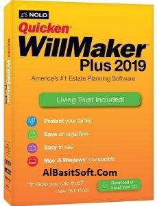Quicken WillMaker Plus 2019 v19.7.2439 With Crack Free Download(AlBasitSoft.Com)