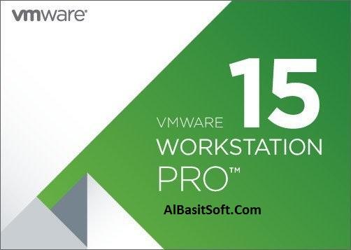 VMware Workstation Pro 15.1.0 Build 13591040 With Crack Free Download(AlBasitSoft.Com)