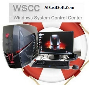 WSCC – Windows System Control Center 4.0.0.5 With Crack Free Download(AlBasitSoft.Com)