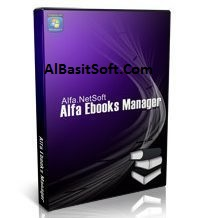Alfa eBooks Manager Pro Web 8.1.30.3 With Crack Free Download(AlBasitSoft.Com)
