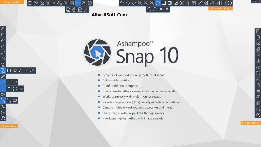 Ashampoo Snap 10.1.0 With Crack Free Download(AlBasitSoft.Com)
