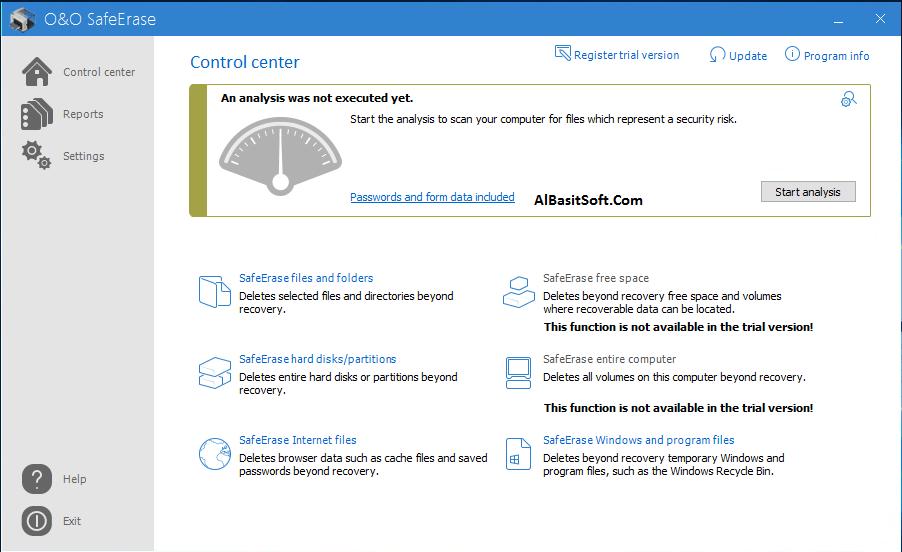 O&O SafeErase Professional 14.3 Build 469 With Crack Free Download(AlBasitSoft.Com)