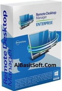 Remote Desktop Manager Enterprise 2019.1.39.0 With Crack Free Download(AlBasitSoft.Com)