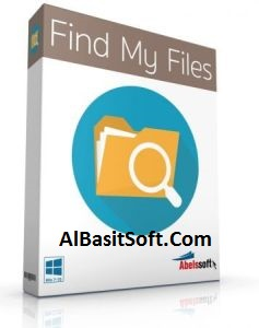 Abelssoft Find My Files 2019 1.06.154 With Crack Free Download(AlBasitSoft.Com)