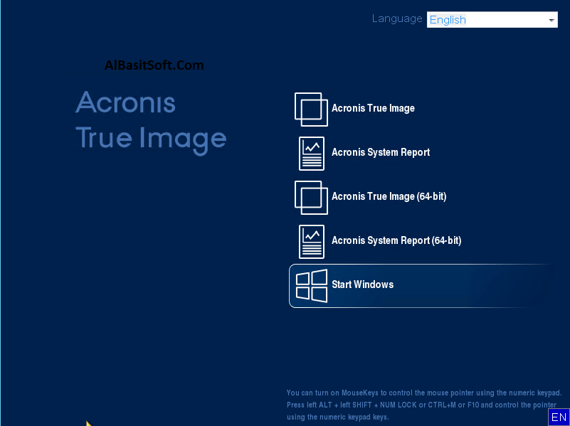 Acronis True Image 2020 Build 20600 Bootable ISO With Crack Free Download(AlBasitSoft.Com)