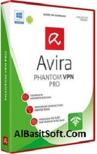 Avira Phantom VPN Pro 2.28.3.20557 With Crack Free DownloadAlBasitSoft.Com