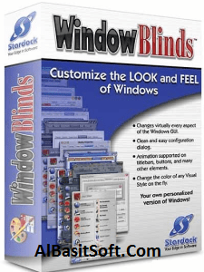 Stardock WindowBlinds 10.82 With Crack Free Download(AlBasitSoft.Com)