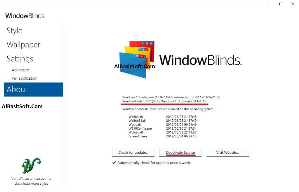 Stardock WindowBlinds 10.82 With Crack Free Download(AlBasitSoft.Com)