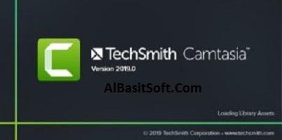 TechSmith Camtasia 2019.0.7 Build 5034 (x64) With Crack Free Download(AlBasitSoft.Com)