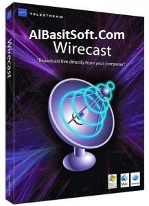Telestream Wirecast Pro 9.0.1 With Crack (x64) Free Download(AlBasitSoft.Com)