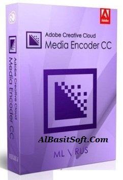 Adobe Media Encoder CC 2019 v13.0 With Crack Pre-Activated Free Download(AlBasitSoft.Com)