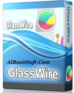 GlassWire Elite 2.1.158 With Crack Free Download(AlBasitSoft.Com)