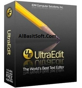 IDM UltraEdit 26.20.0.4 With Crack Free Download(AlBasitSoft.Com)