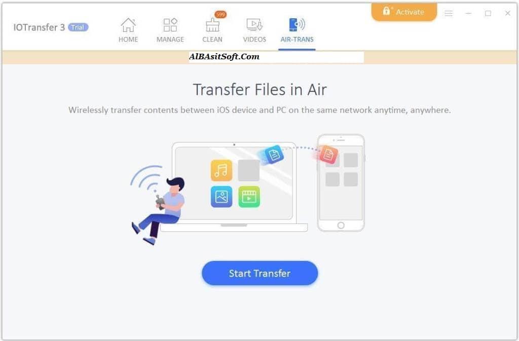 IOTransfer Pro 3.3.2.1332 With Crack Free Download(AlBasitSoft.Com)