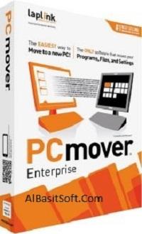 PCmover Enterprise 11.1.1010.404 With Crack Free Download(AlBasitSoft.Com)