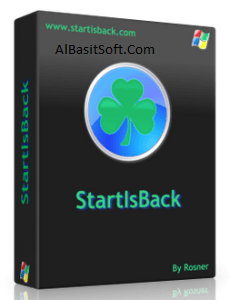 StartIsBack ++ 2.8.9 With Crack Free Download(AlBasitSoft.Com)