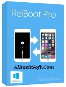 Tenorshare ReiBoot Pro 7.3.2.1 With Crack(AlBasitSoft.Com)