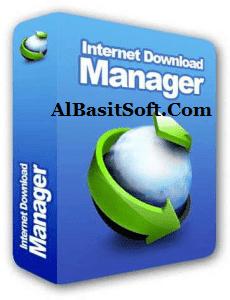 Internet Download Manager 6.35 Build 5 With Crack(AlBasitSoft.Com)