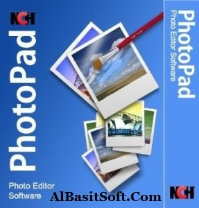 NCH PhotoPad Image Editor Professional 5.30 Beta With Crack(AlBasitSoft.Com)