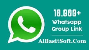 WhatsApp Group Link Collection Daily Updated And Active 2019AlBasitSoft.Com