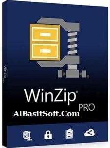 WinZip Pro 24.0 Build 13618 With Crack(AlBasitSoft.Com)