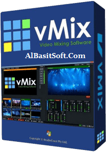 vMix Pro Pro 22.0.0.48 With Crack Free Download(AlBasitSoft.Com)