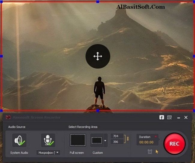 Aiseesoft Screen Recorder 2.1.62 With Crack Free Download(AlBasitSoft.Com)