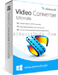 Aiseesoft Video Converter Ultimate 9.2.76 With Crack(AlBasitSoft.Com)