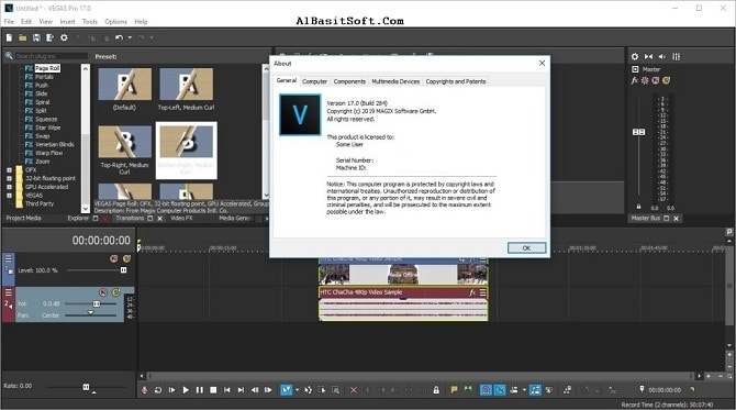 MAGIX VEGAS Pro 17.0.0.353 With Crack (x64) Free Download(AlBasitSoft.Com)