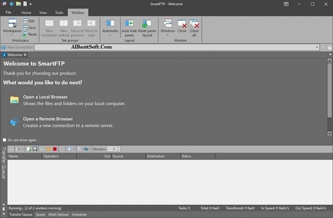 SmartFTP Enterprise 9.0.2716.0 With Crack(AlBAsitSoft.Com)