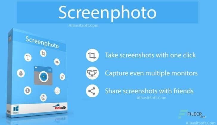 Abelssoft Screenphoto 2020 v5.11 With Crack Free Download(AlBasitSoft.Com)