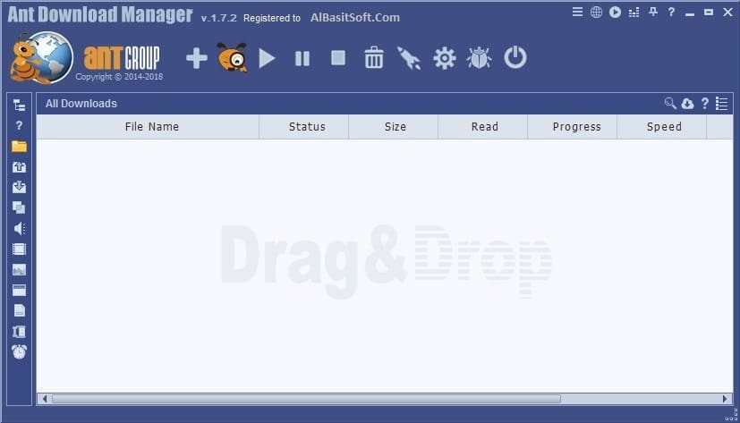 Ant Download Manager Pro 1.17.0 Build 66832 With Crack(AlBasitSoft.Com)