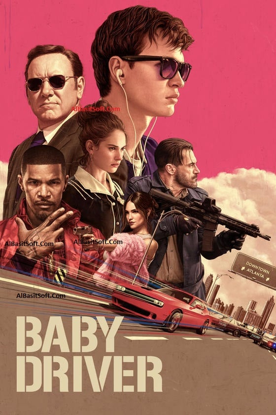 Baby Driver Full HD Action Movie In Hindi Free Download