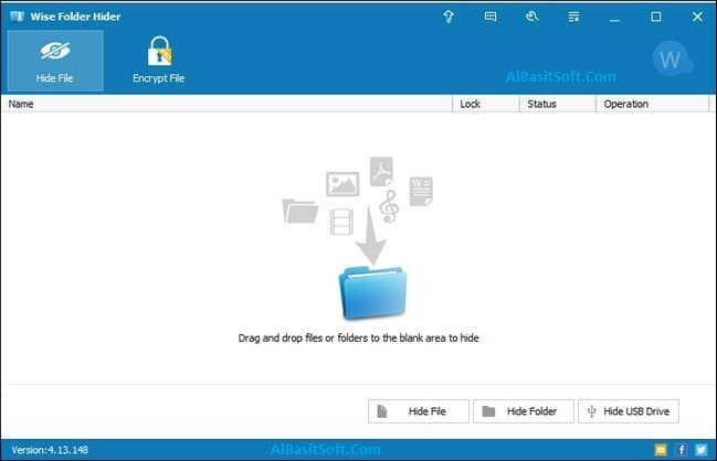Wise Folder Hider Pro 4.2.9.189 With Crack Free Download(AlBasitSoft.Com)