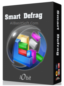IObit Smart Defrag Pro 6.4.5.99 With Crack Free Download(AlBasitSoft.Com)