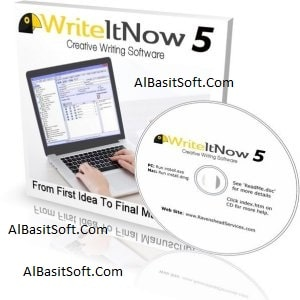 WriteItNow 5.0.4k With Crack Free Download(AlBasitSoft.Com)