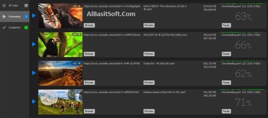 4KSoftware 4K Downloader 4.22.6 With Crack Free Download(AlBAsitSoft.Com)